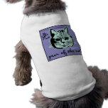 Año del gato ropa de perros