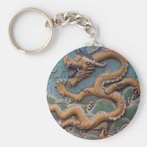 Año del llavero 2012 del dragón