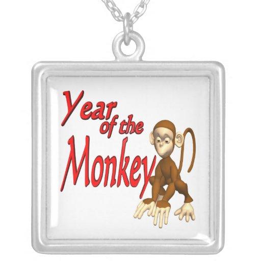 Año del mono grimpola