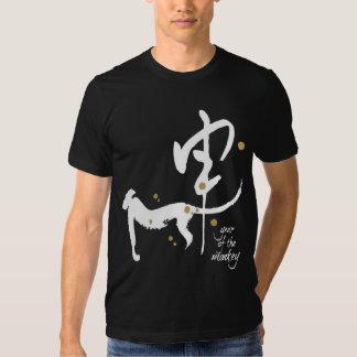 Año del mono - zodiaco chino remera