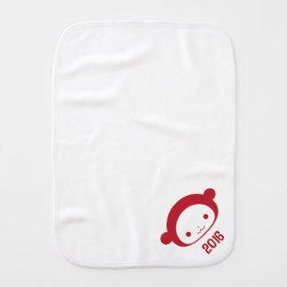 Año del paño 2016 del Burp del bebé del bebé del Paños Para Bebé