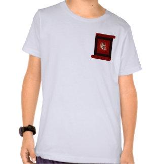 Año del tigre 2010 camiseta