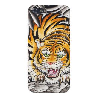 """""""Año del tigre """" iPhone 5 Cobertura"""