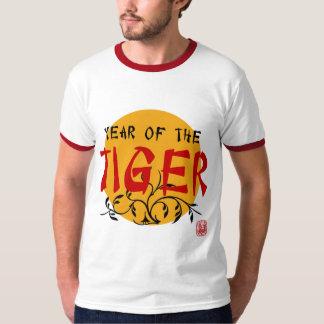 Año del tigre remeras