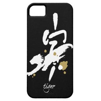 Año del tigre - zodiaco chino iPhone 5 carcasas