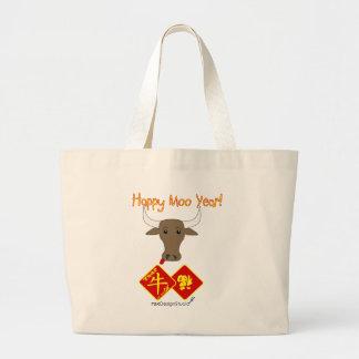 Año feliz v2 del MOO Bolsas