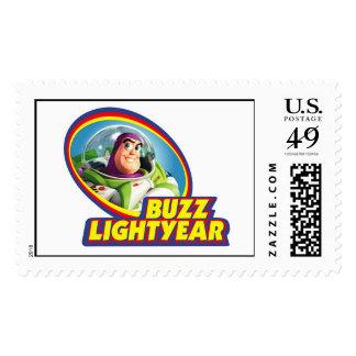 Año ligero del zumbido de Toy Story Estampillas