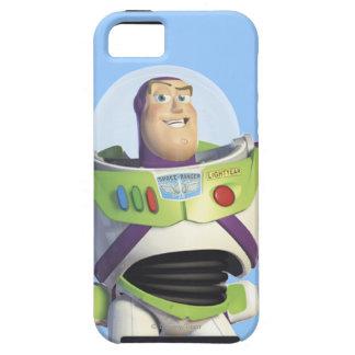 Año ligero del zumbido de Toy Story iPhone 5 Protectores