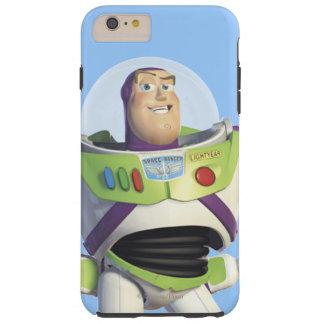 Año ligero del zumbido de Toy Story Funda De iPhone 6 Plus Tough