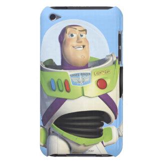 Año ligero del zumbido de Toy Story iPod Touch Case-Mate Protectores
