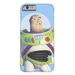 Año ligero del zumbido de Toy Story Funda De iPhone 6 Barely There