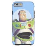 Año ligero del zumbido de Toy Story Funda Resistente iPhone 6