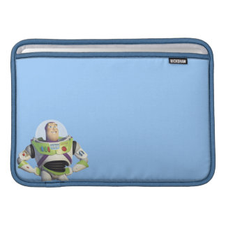 Año ligero del zumbido de Toy Story Fundas Macbook Air