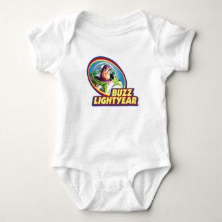 Año ligero del zumbido de Toy Story Mameluco De Bebé