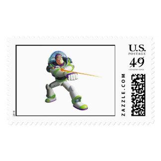 Año ligero del zumbido de Toy Story que enciende Sellos Postales