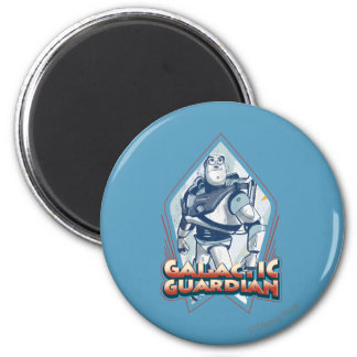 Año ligero del zumbido: Guarda de Gallactic Imán Redondo 5 Cm