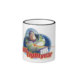 Año ligero del zumbido taza