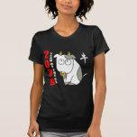 Año lindo de la camiseta del buey