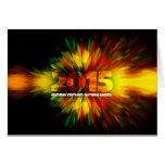 Año Nuevo 2015 Felicitacion