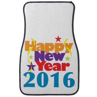 Año Nuevo 2016 Alfombrilla De Auto