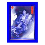 Año Nuevo chino 2012, año del dragón Tarjetas Postales
