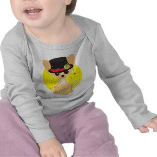 Año Nuevo de la chihuahua Camisetas