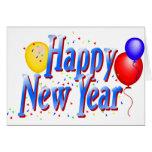 Año Nuevo de las camisetas de la Feliz Año Nuevo Felicitacion