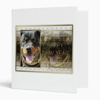 """Año Nuevo - elegancia de oro - Rottweiler SambaPar Carpeta 1"""""""
