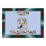 Año Nuevo judío de Rosh Hashanah Tarjetas