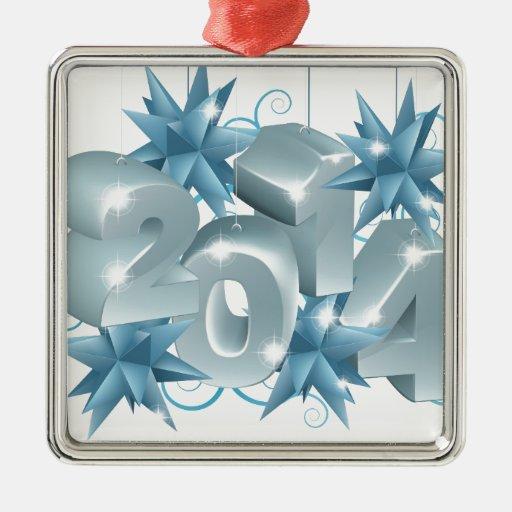 Año Nuevo o navidad 2014 decoraciones Ornaments Para Arbol De Navidad