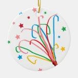 Año Nuevo Ornamente De Reyes