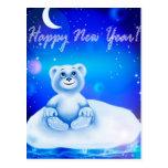 Año Nuevo Postal