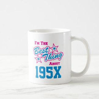 Año personalizado del nacimiento - llevado en los taza clásica