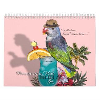 año troposférico calendarios