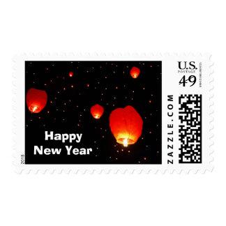Año vietnamita chino de Tet del Año Nuevo del Año  Sello