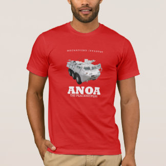 ANOA INDONESIAN ARMY ARMORED PERSONNEL CARRIER T-Shirt