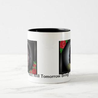 Anointed Dezign Two-Tone Coffee Mug