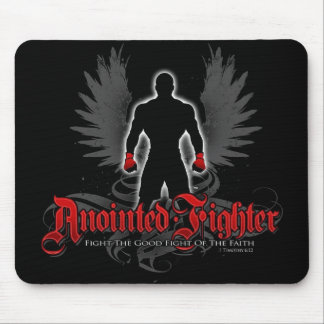 Anointed Fighter Mousepad