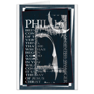 ANOINTED SWAGGER POSTER PHIL. 1:6 CARD
