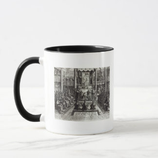 Anointing of Louis XIV  at Reims Mug