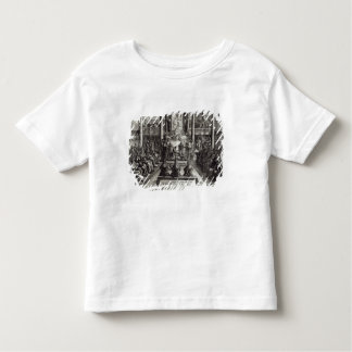 Anointing of Louis XIV  at Reims Toddler T-shirt