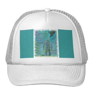 Anointing Oil from Heaven Christian Holy Spirit Trucker Hat