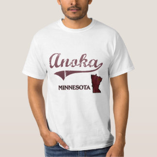 Anoka Minnesota City Classic T-Shirt