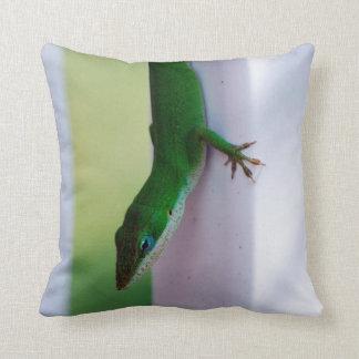 Anole Lizard Pillows