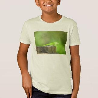 Anole Lizard  T-Shirt
