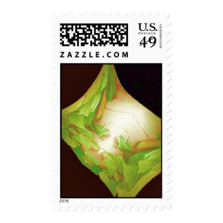 Anoles Postage Stamp