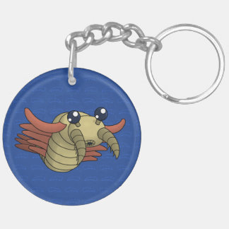 Anomalocaris Acrylic Key Chain