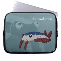 Anomalocaris- Prehistoric Animal Laptop Sleeve