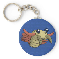 Anomalocaris- The Unusual Shrimp Keychain