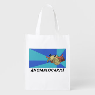 Anomalocaris! (Two-Sided) Reusable Grocery Bag